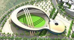 Как построить стадион