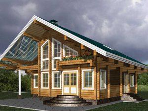 Каркасные дома. С чего начинается строительство каркасного дома