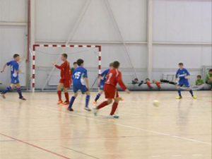 В Смоленске прошли соревнования по мини-футболу