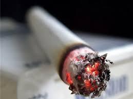 В Смоленске курильщик чуть сгорел в постели