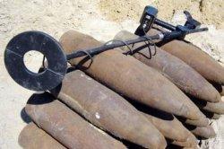 В Смоленской области взорвались 48 минометных мин