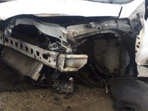 В Смоленской области авария на светофоре «объединила» шесть автомобилей
