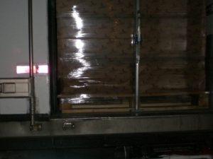В Смоленскую область по поддельным документам везли 19 тонн сыра
