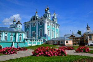 В Смоленске можно записаться на экскурсию в Успенский собор