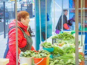 В Смоленске на Заднепровском рынке проведут сельскохозяйственную ярмарку