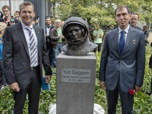 В Дании поставили памятник смолянину