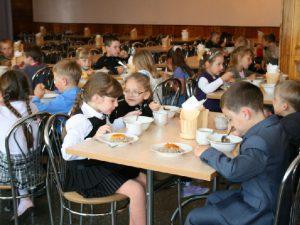 Более 85 млн. рублей потратят в 2017 году на питание смоленских школьников