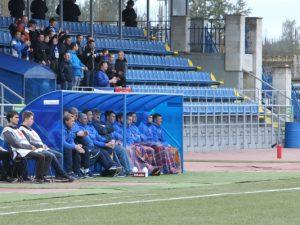 Смоленские футболисты потерпели шестое поражение с начала сезона