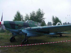 В Смоленской области воришка сдал на металлолом самолёт времён Великой Отечественной