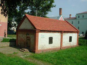 В Смоленске после пожара закрылся музей «Городская кузница»