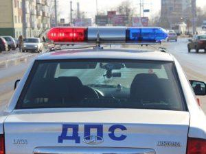 Под Смоленском «Ауди» столкнулась с грузовиком и автобусом