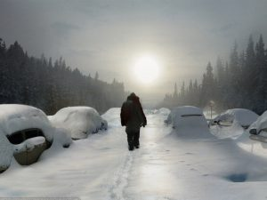 Пропавший в Рославльском районе пенсионер найден живым