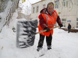 Смоленские власти отчитались об уборке улиц