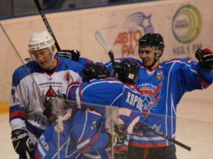 Смоленский «Славутич» одержал вторую домашнюю победу подряд