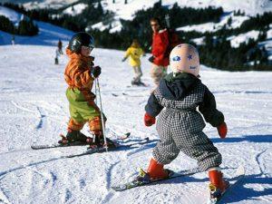 Преимущества лыжного спорта