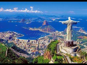 Столица карнавалов — Рио-де-Жанейро