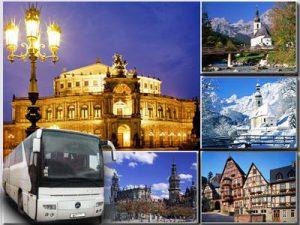 Чем хороши автобусные экскурсии по Санкт-Петербургу?