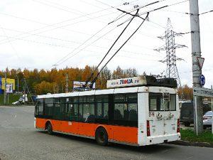В Смоленске появится еще один троллейбусный маршрут