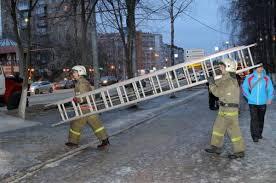 В Смоленске горело общежитие медуниверситета