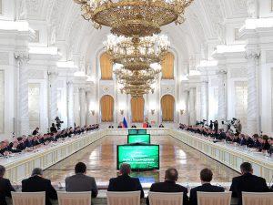 Алексей Островский принял участие в заседания Госсовета по экологии