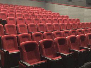 В Духовщине модернизируют кинотеатр «Заря»