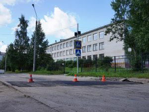 Смоленская прокуратура отстаивает права школьников на безопасные переходы