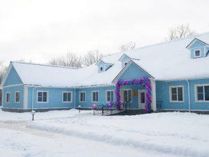 В Сычевском районе открыли дом престарелых