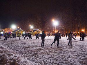 Смолян приглашают на открытие катка на площади Ленина