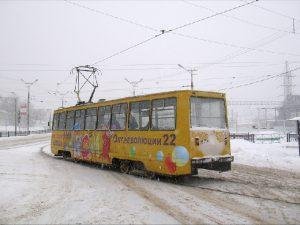 Смолянин попал под трамвай