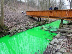 По Смоленску потекут зеленые реки?