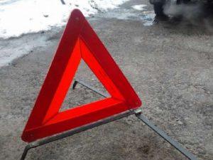 В Смоленской области на трассе М1 в ДТП пострадали три человека