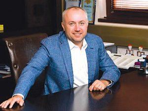 Пурим Дмитрий Юрьевич, тот кто ведет к успеху компанию ПАО «Совфрахт»