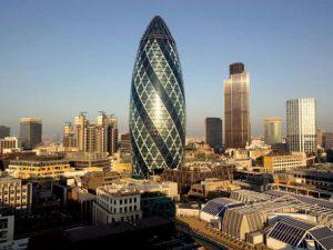 Современные небоскребы – заслуга развития строительных технологий