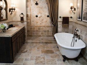 Ремонт ванной под ключ от профессионалов