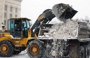 В Починке Смоленской области коммунальщики не справляются с вывозом ТБО