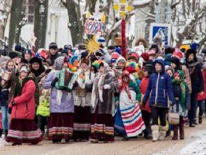 В Смоленской области устроят «Вяземские колядки»