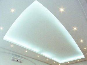Какой сделать потолок