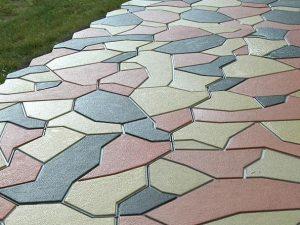 Тротуарная плитка: рекомендации по укладке