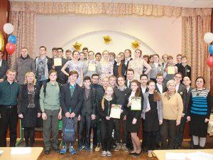 Смоленские школьники ходили по «маршруту» Сталинградской битвы