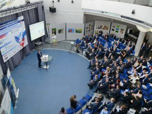 В Смоленске открылся IT-форум «Инфокоммуникационные технологии в региональном развитии»