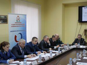 В Смоленске обсудили, как снизить административное давление на бизнес