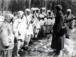 Виртуальная выставка «Тяжелая зима 1942 года…»