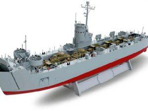 14 февраля в Смоленск «причалят» корабли