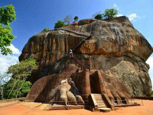 Сигирия. Шри-Ланка