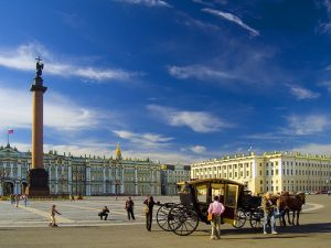 Санкт-Петербург для туристов