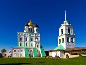 Троицкий собор — православная жемчужина