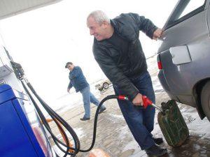 В Смоленске вновь поползли вверх цены на топливо