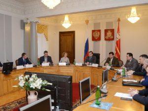 В Смоленской области обсудили вопросы создания информационных систем обеспечения градостроительной деятельности