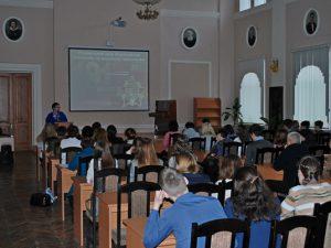 В Смоленске 45 школьников со всего региона состязались за звание лучшего краеведа