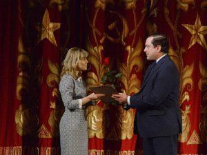 В Смоленске чествовали работников культуры